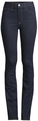 3x1 Maya Mid-Rise Skinny Flare Jeans