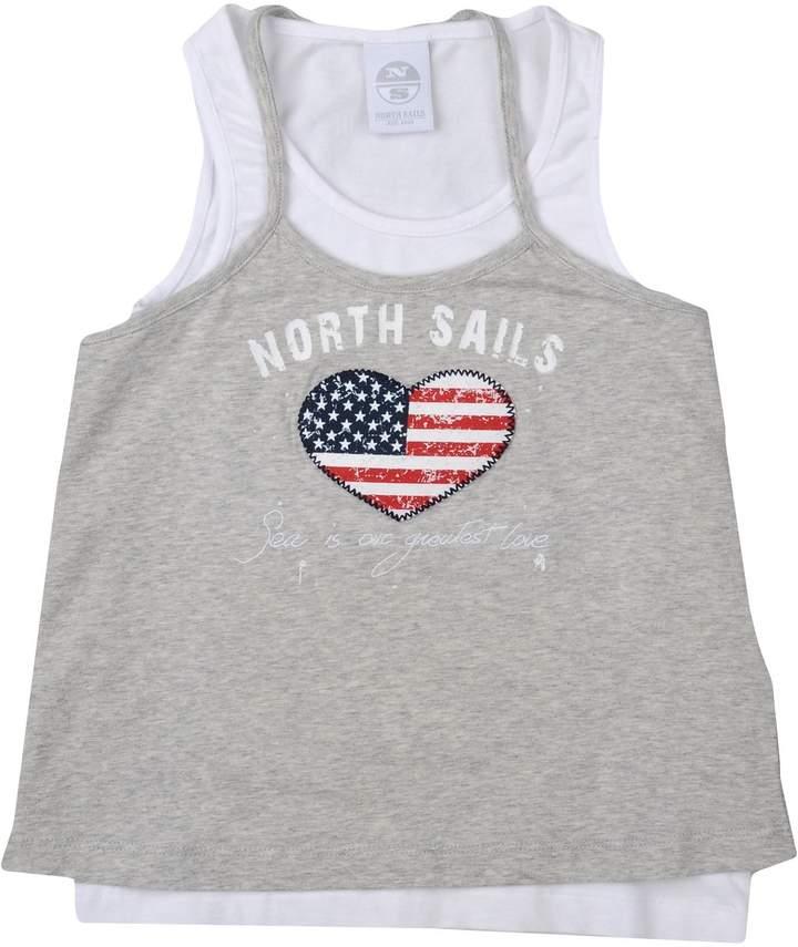North Sails T-shirts - Item 37823026