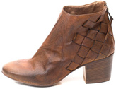 Keep Tan Woven Ankle Boot