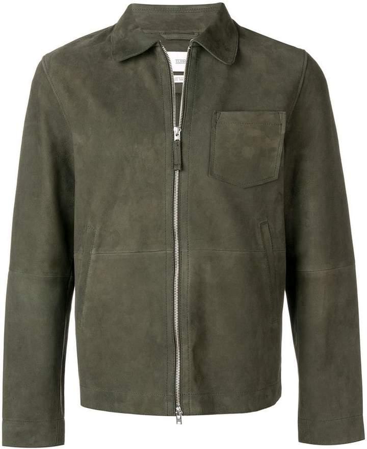 96395db4 Mens Olive Leather Jackets - ShopStyle Australia