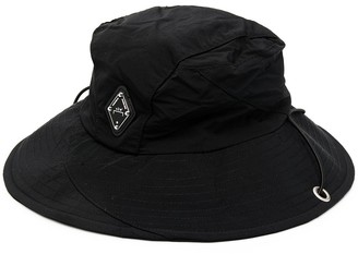 A-Cold-Wall* Logo Plaque Bucket Hat