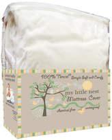 Dream Decor Greenzone Organic Smooth Tencel Crib Mattress Protector