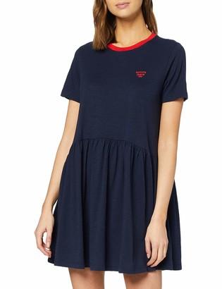 Tommy Jeans Women's TJW Contrast Binding TEE Dress