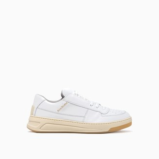 Acne Studios Perey Lace Up Sneakers Bd0113-anc420