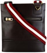 Bally Tanit messenger bag - men - Cotton/Calf Leather - One Size