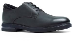 Anthony Logistics For Men Veer Men's Calvin Hybrid Lace-Up Casual Oxford Dress Shoes Men's Shoes