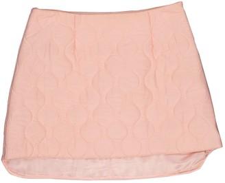 Miu Miu Pink Skirt for Women