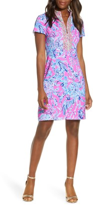 Lilly Pulitzer Adrena Stretch A-Line Dress