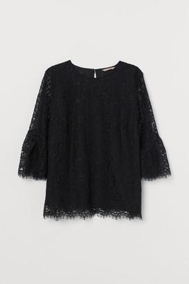 H&M H&M+ Lace top