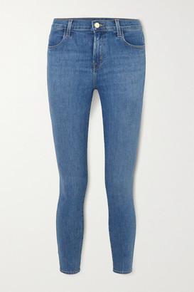 J Brand Alana High-rise Skinny Jeans