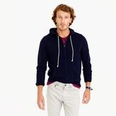 J.Crew Italian cashmere full-zip hoodie
