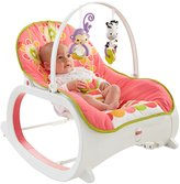 Fisher-Price Infant-To-Toddler Rocker-Floral Confetti