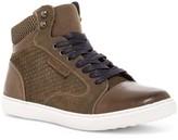 Robert Wayne Gunther Leather Hi-Top Sneaker