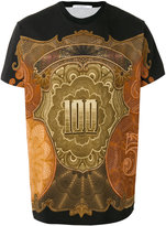 Givenchy printed T-shirt - men - Cotton - XXS