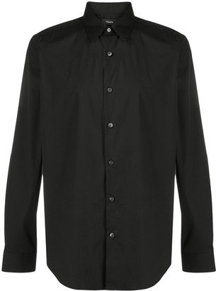 Theory Sylvain tailored shirt
