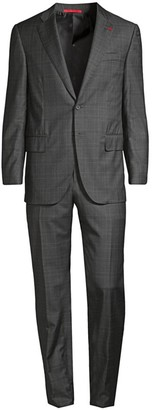 Isaia Abito Classic-Fit Wool Suit