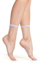 Free People Women's Sugar Sugar Fishnet Socks