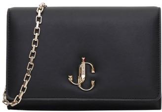 Jimmy Choo Varenne Chain Clutch Bag