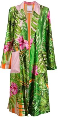 Black Coral Florance Marbella kimono