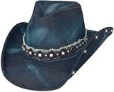 Bullhide By Monte Carlo Bullhide Better Than Yesterday - Womens Denim Cowgirl Hat