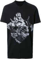 Niløs water print T-shirt - men - Cotton - 0