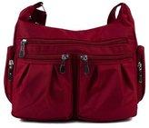 Scarleton Multi Pocket Shoulder Bag H140720