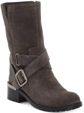 Vince Camuto Wethima Motorcycle Boots Women's Shoes