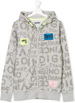 Vingino TEEN all-over print hoodie