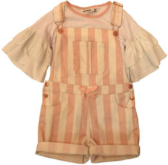 KensieGirl Shortall & T-Shirt