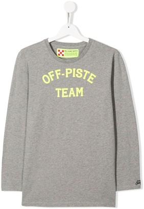 MC2 Saint Barth Kids Off-Piste Team longsleeved T-shirt