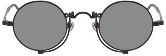 Matsuda Black 10601H Sunglasses