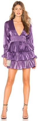 Lovers + Friends Walker Mini Dress