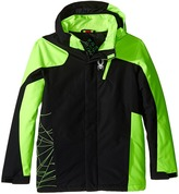 Spyder Guard Jacket (Big Kids)