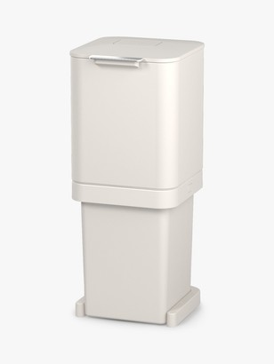 Joseph Joseph Totem Pop Waste Separation and Recycling Bin, 60L