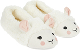 Accessorize Mia Sheep Ballerina Slippers