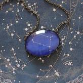 JuJu Treasures Gemini Zodiac Constellation Necklace