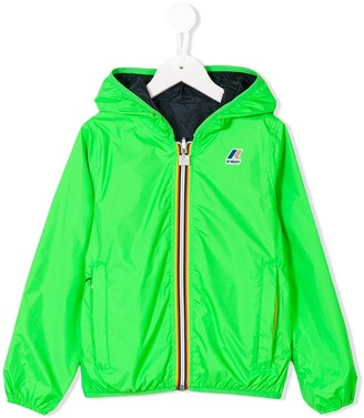 K Way Kids Reversible Jacket