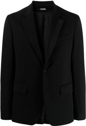 Karl Lagerfeld Paris Punto tailored jacket