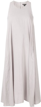 James Perse Flared Midi Dress