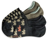 Lemon Elephant Cotton-Blend Slippers- 2-Pairs