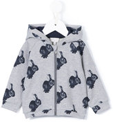 Paul Smith bunny print hoodie