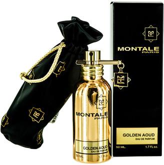 Montale 1.7Oz Golden Aoud Eau De Parfum Spray