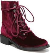 Sam Edelman Women's Dawson 2 Velvet Combat Boot