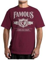 Famous Stars & Straps Mens Hard Liquor T-Shirt , 2XLarge