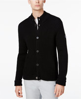 Armani Exchange Men's Button-Up Cardigan