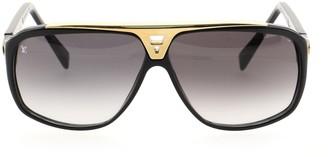 Louis Vuitton Evidence Aviator Sunglasses Acetate with Metal