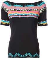 Peter Pilotto ric-rac trimmed top