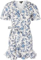 Topshop TALL China Toile Dress
