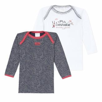 Absorba Camisa de manga larga para bebe o nina Indio 12 meses