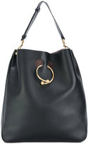 J.W.Anderson 'Pierce' large hobo bag - women - Calf Leather - One Size
